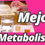 Receta Para Mejorar Tu Metabolismo y Bajar De Peso