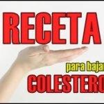Recetas para Bajar el Colesterol -- Batido de Manzana y Avena