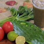 Jugo de Nopal Para Bajar El Colesterol Y Ayuda con Problemas Circulatorios