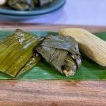 3 recetas de TAMALES - La cocina del maíz - Sonia Ortiz y Rafael Mier - how to make tamales