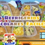5 Refrigerios Escolares Faciles / Back-To-School Lunch