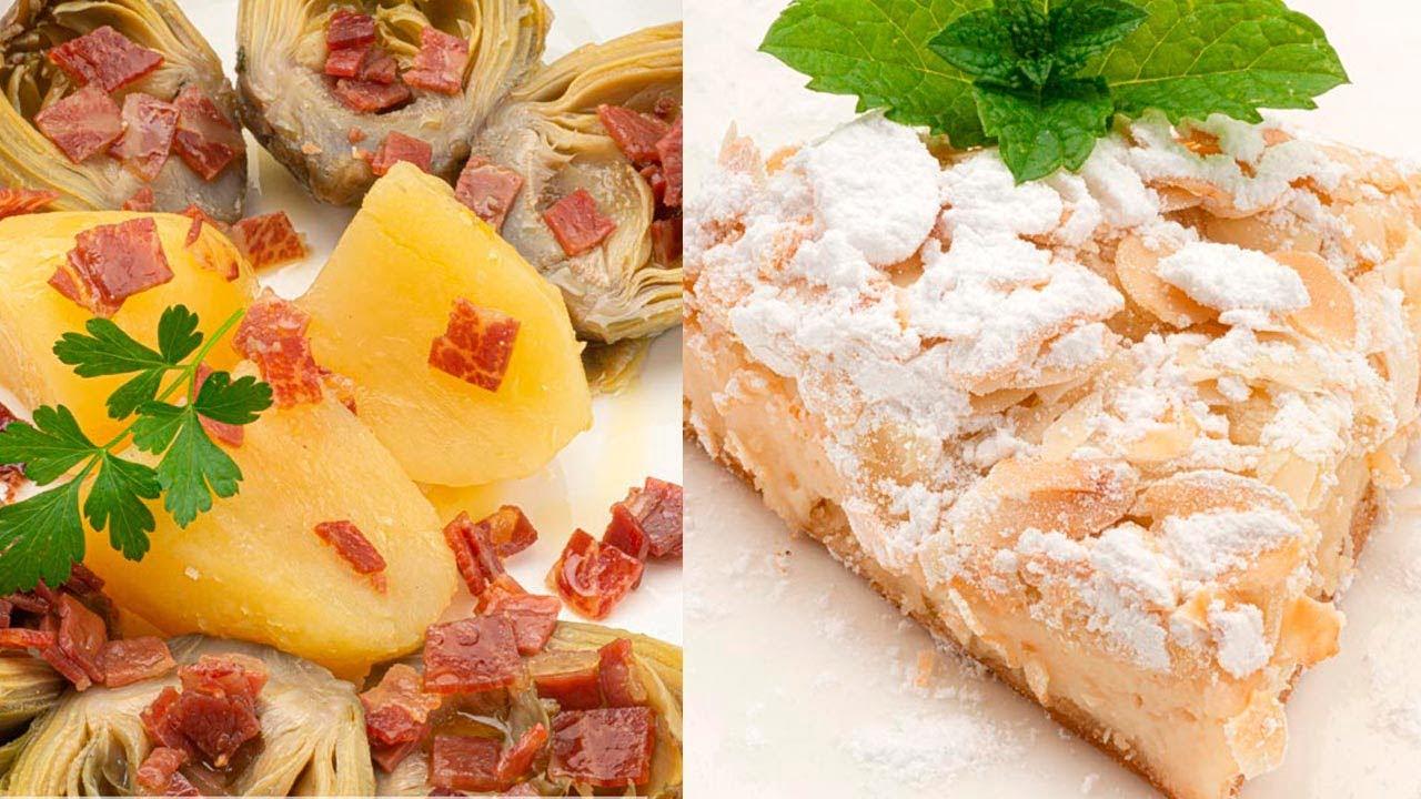Alcachofas con patatas y jamón - Pantxineta - Cocina Abierta de Karlos Arguiñano