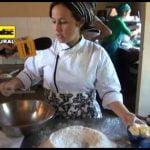 Alfajores con harina de mandioca  Mi receta de cocina