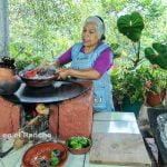 Almuerzo de Rancho Receta de mi Suegra Así se Cocina en el Rancho