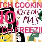 BATCH FREEZING (NO COOKING) VEGANO RECETAS COCINA PARA UN MES