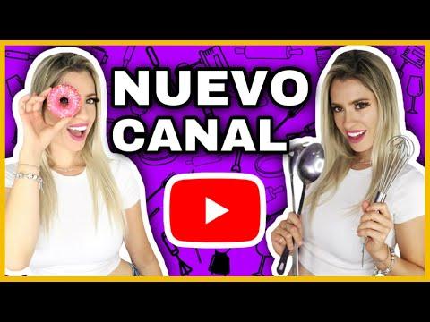 BIENVENIDOS A MI NUEVO CANAL DE YOUTUBE | RECETAS DE COCINA FÁCILES Y DELICIOSAS | NatyGloss Cocina