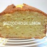 🍋🍋🍋 BIZCOCHO DE LIMÓN 🍋🍋  Mi receta de cocina