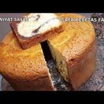 BIZCOCHO 🔝 SUPER ALTO 😍 ESPONJOSO 😋RICO Y FACIL DE HACER / SAFA RECETAS FACILES  Mi receta de cocina