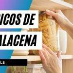 Básicos de la alacena (los ingredientes saludables que no te deben faltar)  Mi receta de cocina