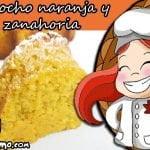 Bizcocho húmedo de zanahoria y naranja  Mi receta de cocina