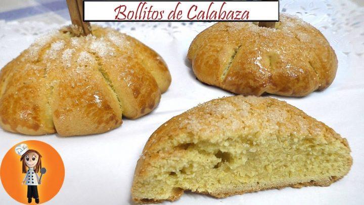 Bollitos de Calabaza | Receta de Cocina en Familia