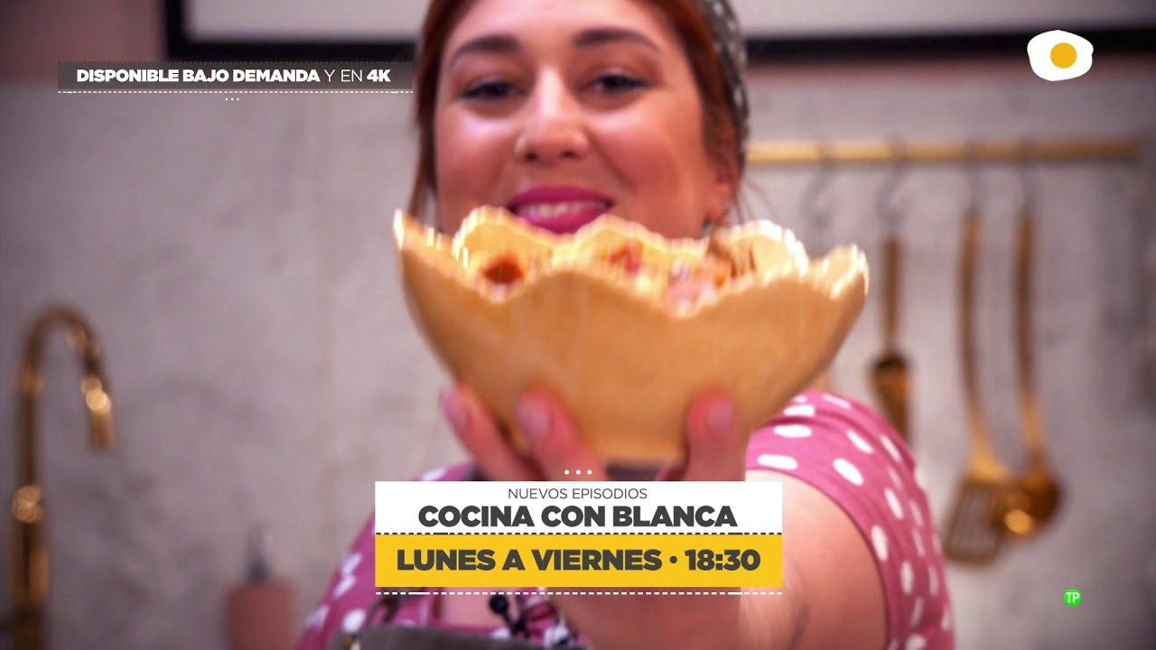 Cocina con Blanca T5 ¡Estreno en noviembre con recetas de otoño!