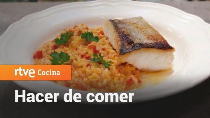 Cómo hacer Arroz con bacalao - Hacer de comer | RTVE Cocina