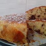 Como hacer BIZCOCHO de YOGUR ESPONJOSO | CON TROZOS de CHOCOLATE | FACIL DE HACER | RECETAS SANCHEZ  Mi receta de cocina