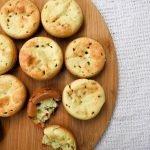 Cómo hacer MUFFINS SALADOS SIN GLUTEN (12 muffins listos en 20 minutos)  Mi receta de cocina