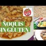 Cómo hacer ÑOQUIS SIN GLUTEN❓ (Receta FÁCIL y ECONÓMICA)💰  Mi receta de cocina
