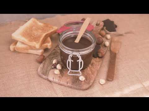 Crema de avellanas  | Recetas Robot de cocina Mambo