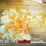 Cuartos de pollo al horno - Receta de cocina  RECETASonline