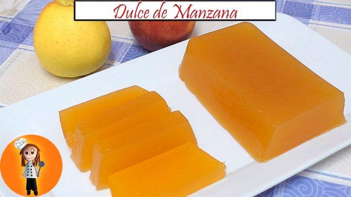 Dulce de Manzana | Receta de Cocina en Familia