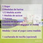 #Educaencasa Bizcocho casero, receta fácil.  Mi receta de cocina