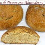 ⭐ 🌟Especiales Tortas de Pascua con Almendra y Miel | Receta de Cocina en Familia