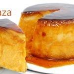 FLAN de CALABAZA (POSTRE ALTO y 4 INGREDIENTES)🍰🎃 | receta FÁCIL SIN GLUTEN🍰🎃  Mi receta de cocina