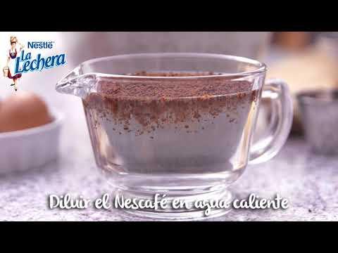 Flan de café - Recetas La Lechera
