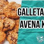 🍪 KETO OATMEAL COOKIES | GALLETAS DE AVENA KETO FÁCILES Y RÁPIDAS | Manu Echeverri  Mi receta de cocina