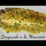 LENGUADO A LA MEUNIÉRE (MENIER) | Recetas de Cocina