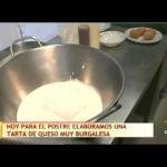 La receta: Tarta de queso de Burgos  Mi receta de cocina