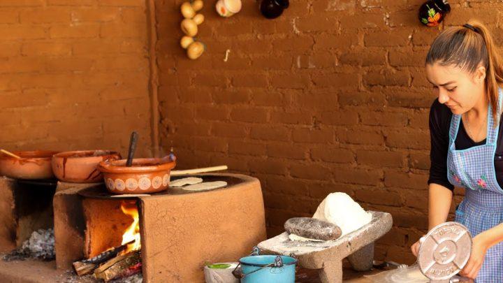 Le Cocino A Mi Mamá La Cocina En El Rancho