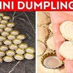 MINI DUMPLINGS CASEROS    RECETAS SIMPLES, CONSEJOS E IDEAS DE COCINA