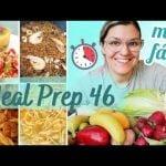Meal Prep Fácil *Ideas Comida FÁCILES Y RÁPIDAS* Menú Semanal Económico *RECETAS DE COCINA CASERA*