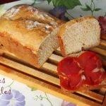Pan Rústico con Espelta Integral - Pan en panificadora LIDL  Mi receta de cocina