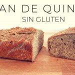 Pan de QUINOA (Quinua) 🍞🍞 RECETA con Quinoa | Pan Sin GLUTEN Integral ❤️ Receta Macrobiótica Mi receta de cocina