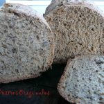 Pan de Trigo y Centeno con Semillas - Pan en panificadora LIDL  Mi receta de cocina