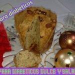 Pan dulce tradicional navideño para diabéticos🎄para comer sin temor🎄y Felices Fiestas  Mi receta de cocina