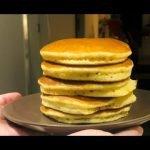 Pancakes o Panquecas SIN LECHE SIN MANTEQUILLA - Claudio Us  Mi receta de cocina