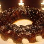 Pastel de coco al microondas (sin lactosa) / Coconut Cake in microwave (lactose-free) Mi receta de cocina