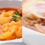 Patatas a la riojana - Huevos con salsa bretona - Cocina Abierta de Karlos Arguiñano