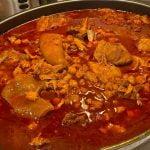 Pozole rojo mexicano | deliciosa y exquisita receta | fácil de preparar la cocina de Patty celis😋