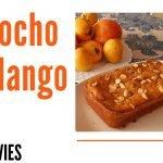 🥮 Prepara  👩🏻🍳 un  delicioso BIZCOCHO con mango 🥭 tambien puedes usar otra fruta dulce 😊  Mi receta de cocina