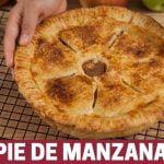 Que hacer con manzanas | Receta de Pie de Manzana | Katastrofa La Cocina