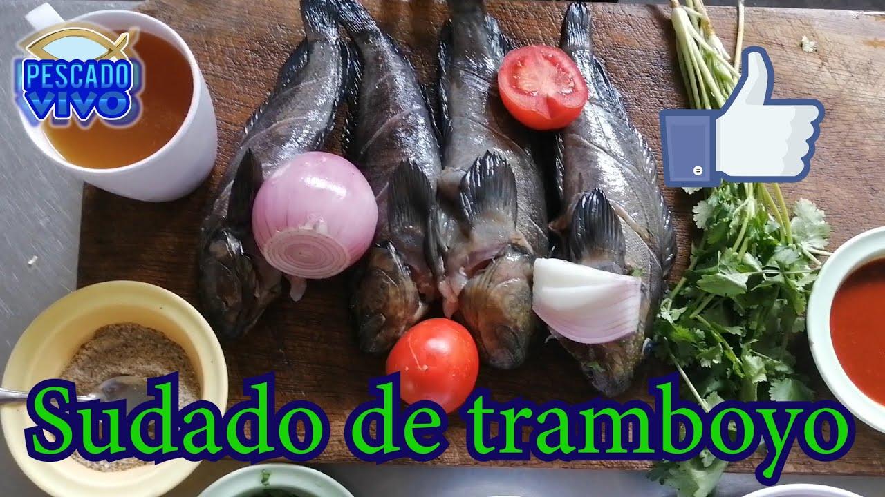RECETAS CON TRAMBOYO, sudado de Tramboyo, COCINA PERUANA #Comidaperuana