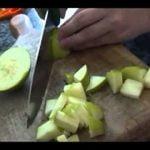 RECETAS INFANTILES Ensalada de Pollo con Uvas, Manzana y Nuez
