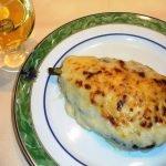 Receta Berenjenas rellenas de carne y verduras - Recetas de cocina, paso a paso, tutorial