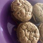 Receta Muffins keto saludables sin azúcar sin gluten altos en fibra - zaritha  Mi receta de cocina