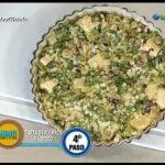 Receta: Tarta de Puerros y Verdeo - Morfi