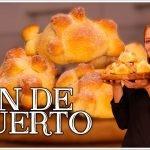 Receta de Pan de muerto tradicional | Cocina Delirante
