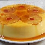 Receta de Tarta de Piña sin Horno  - Volcado de piña / Cocina con Jenny
